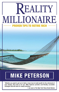 Reality Millionaire Book Cover